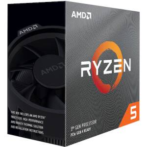 Procesor AMD Ryzen 5 3600, 4.2GHz 36MB 65W AM4, box with Wraith Spirecooler