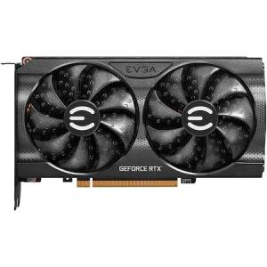 Placa video EVGA GeForce® RTX™ 3060 Ti XC GAMING, 8GB GDDR6, 256-bit